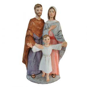 Sagrada Família resina colorida cm 23